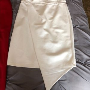 White LuLus boutique dress